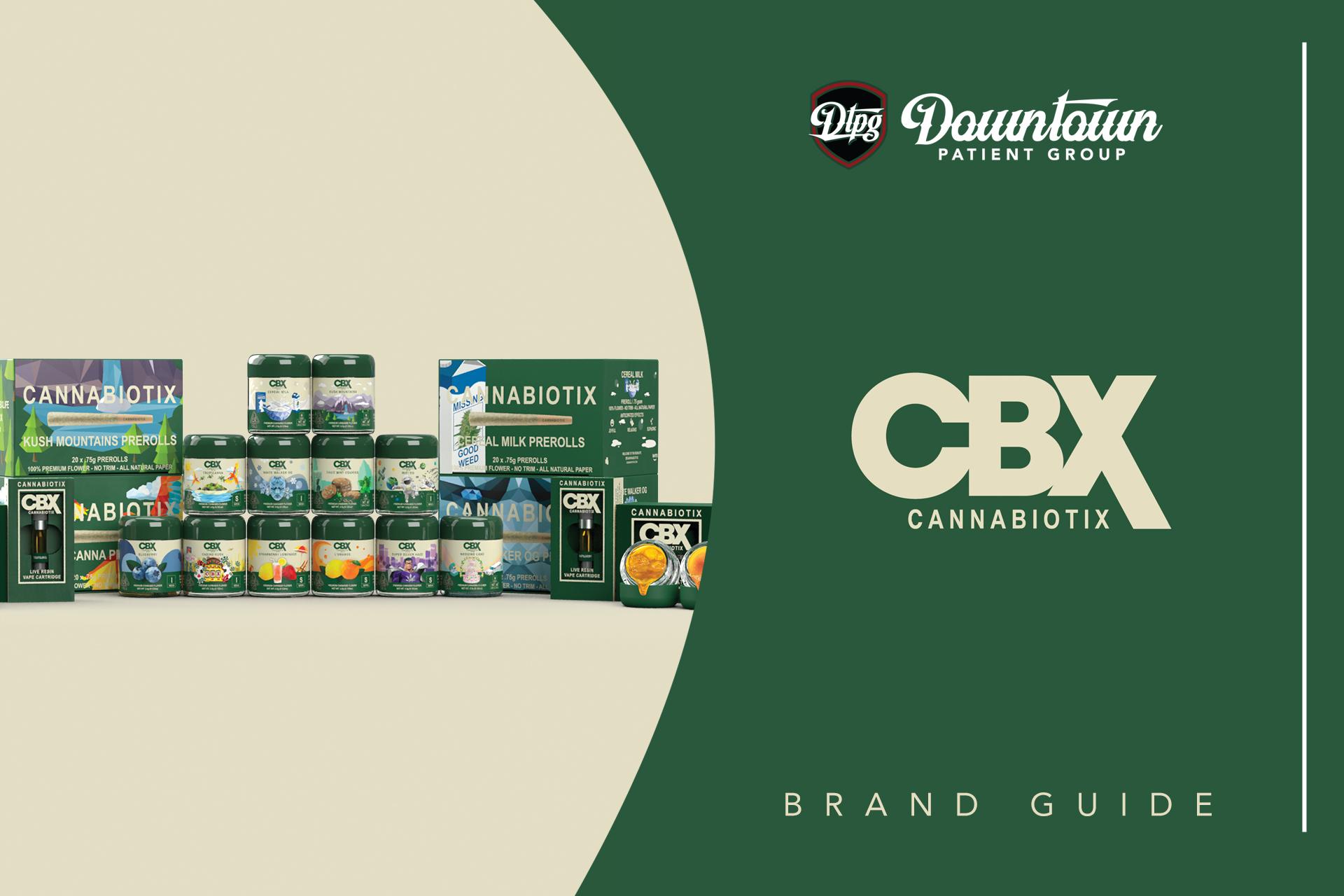 Cannabiotix Brand Guide: Award-Winning High-THC Cannabis Flower At DTPG