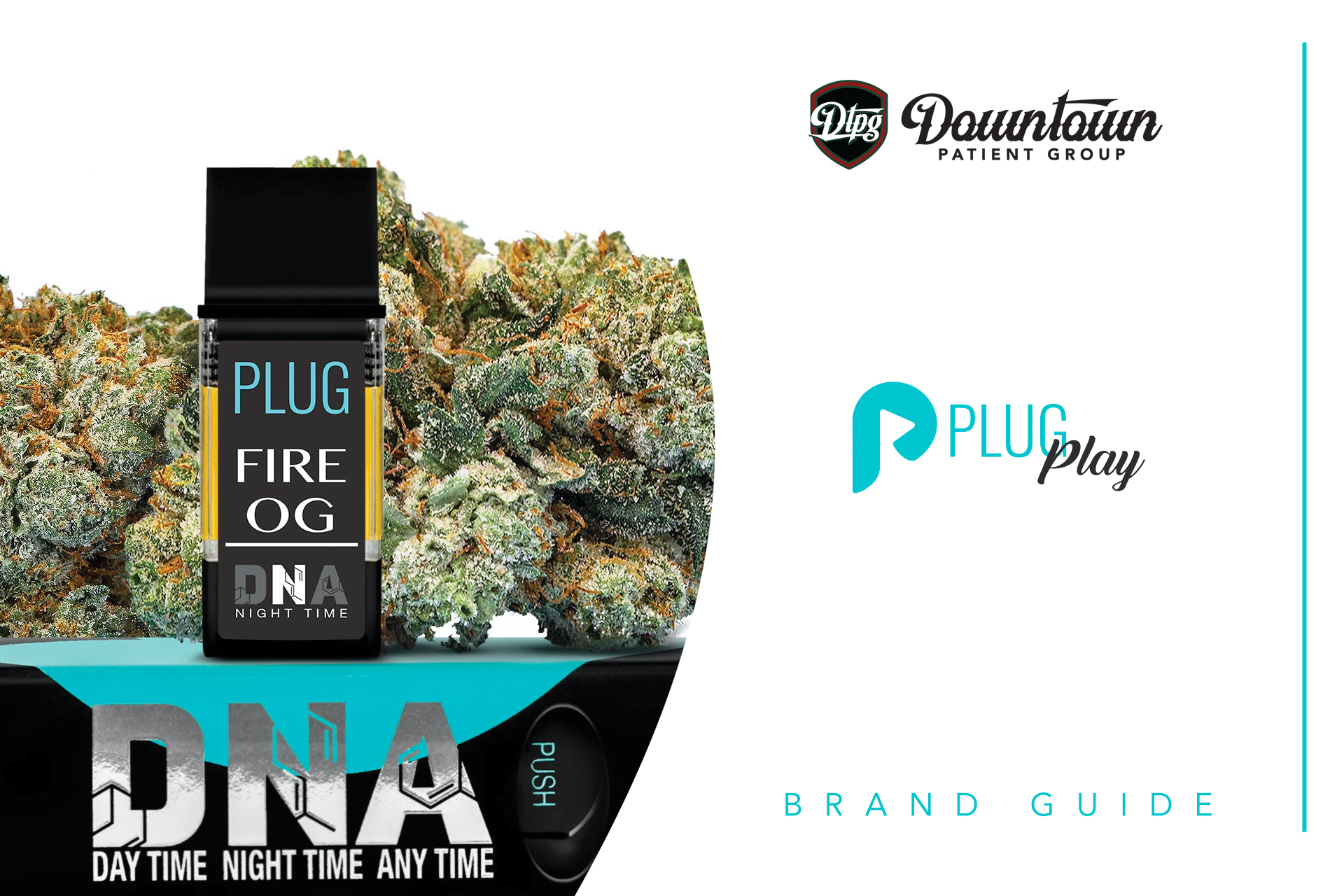 PLUGplay Brand Guide: Exotic Flower, Flavorful Vape Pods, and Powerful Battery Kits At DTPG