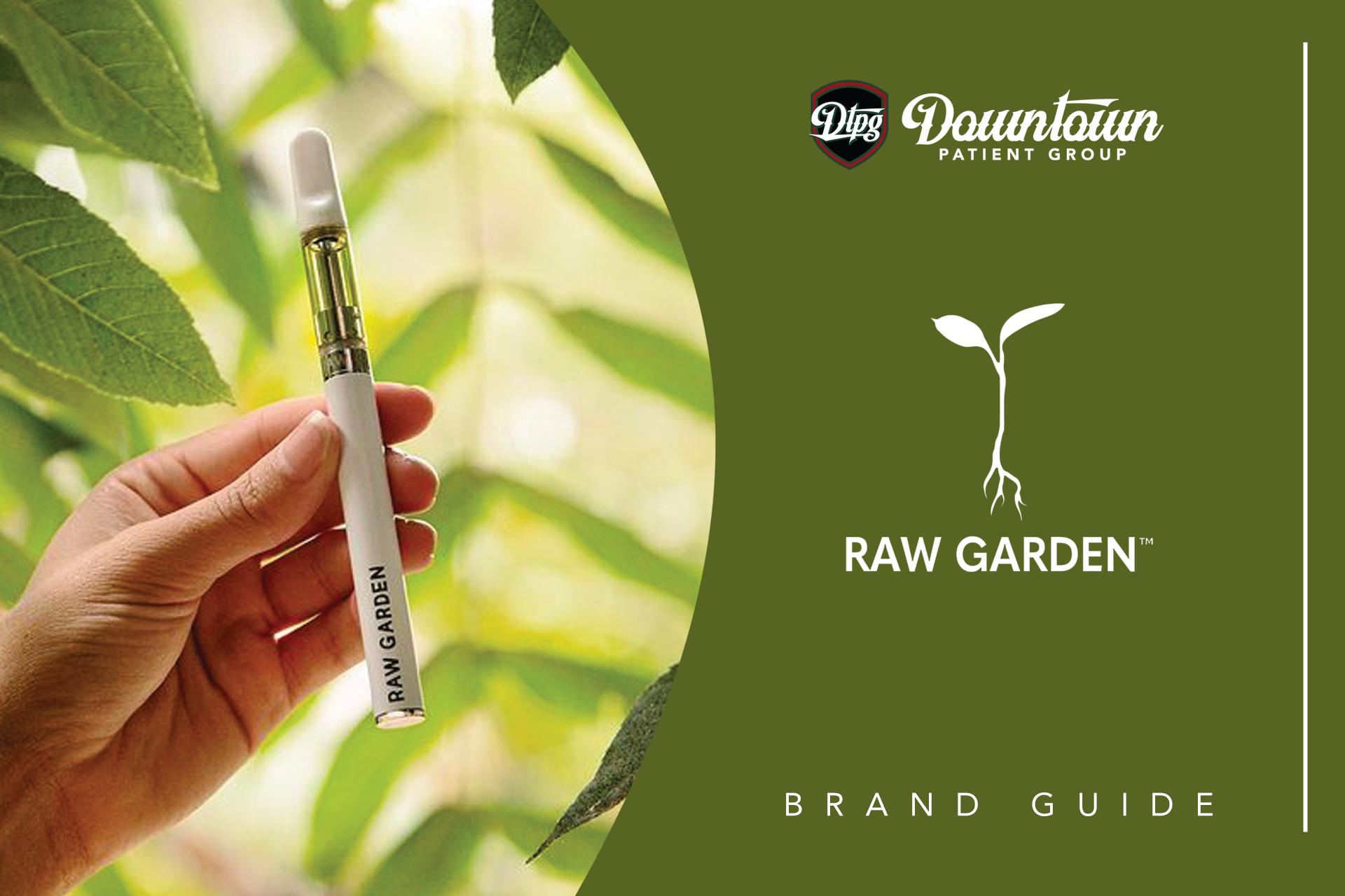 Raw Garden Guide: Refined Live Resin Vapes, Disposables, and Premium Concentrates At DTPG
